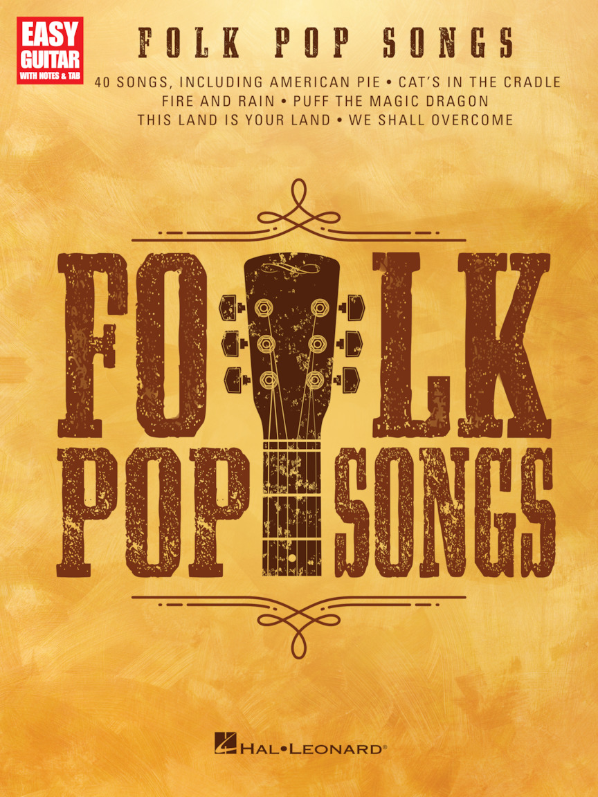 Product Cover for Folk Pop Songs