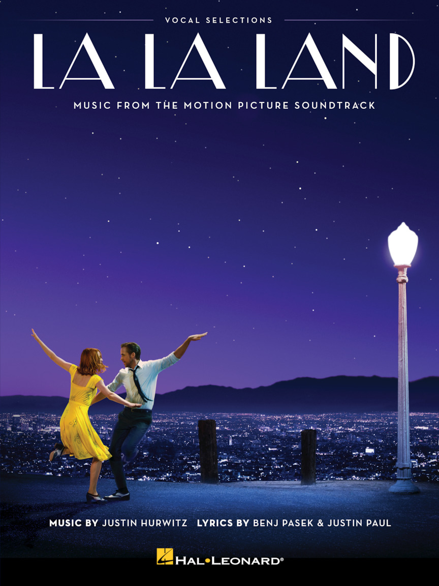 Product Cover for La La Land – Vocal Selections