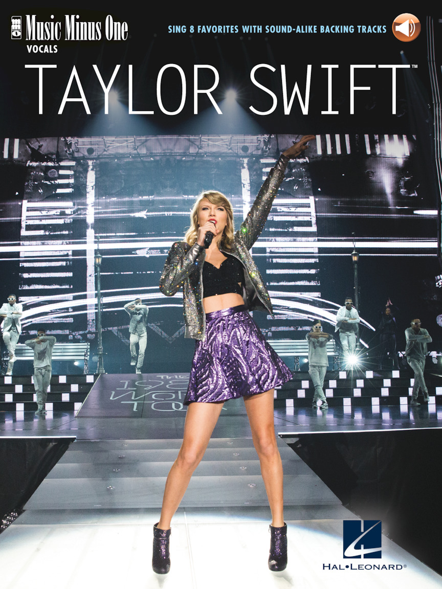 Taylor Swift – Sing 8 Favorites