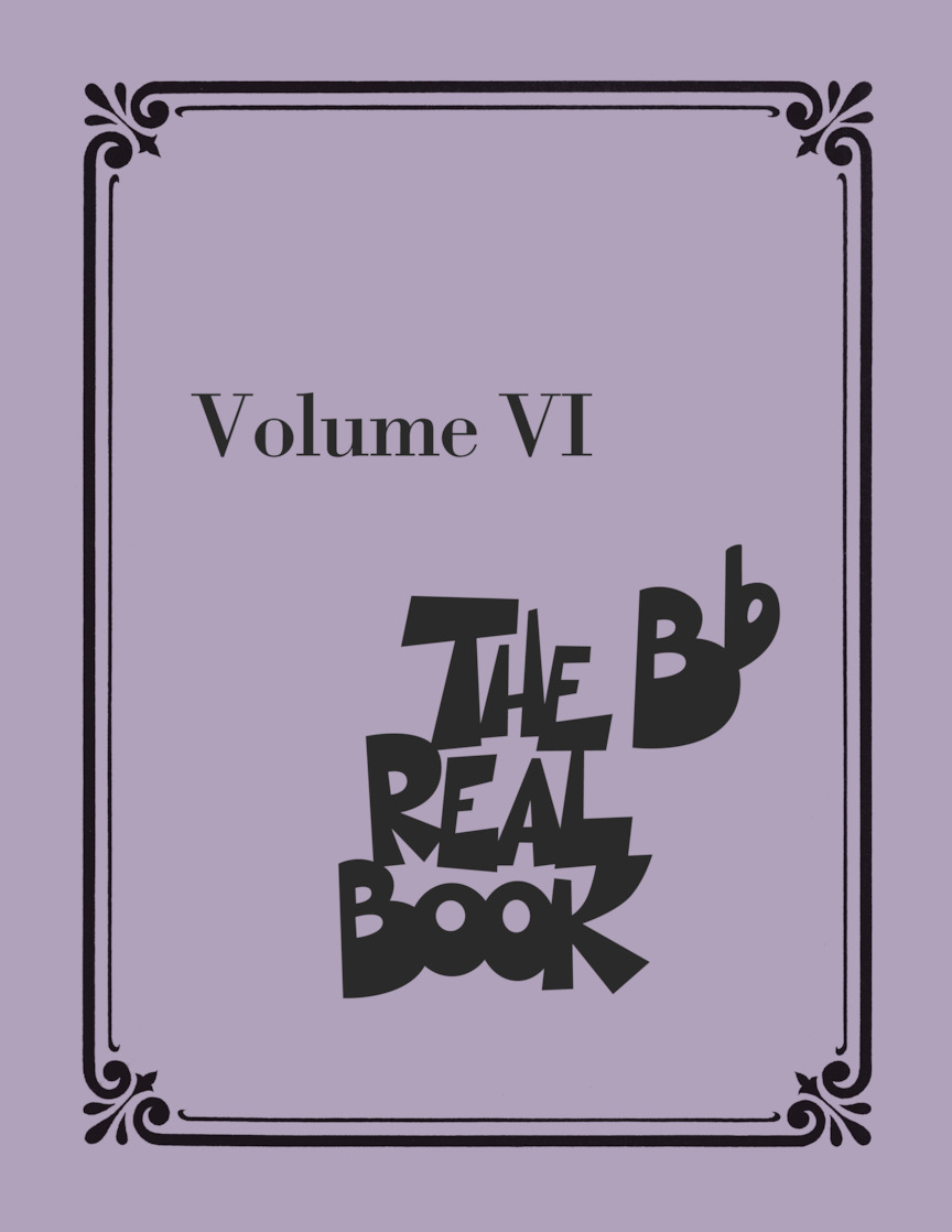 Product Cover for The Real Book – Volume VI
