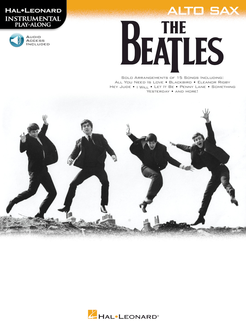 Product Cover for The Beatles – Instrumental Play-Along
