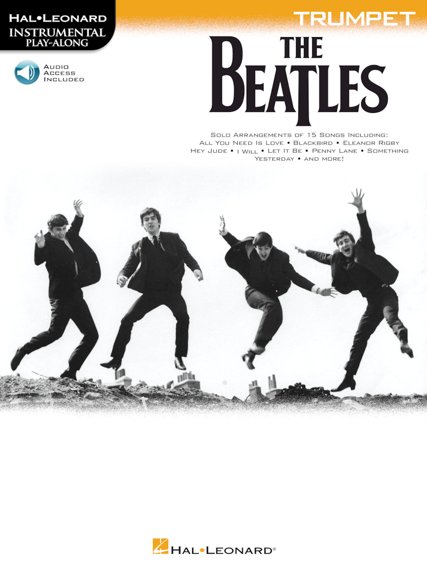 The Beatles – Instrumental Play-Along