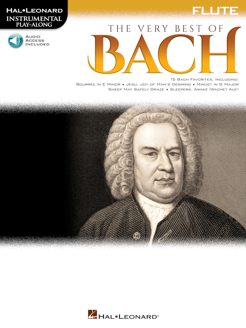 Product Cover for The Very Best of Bach
