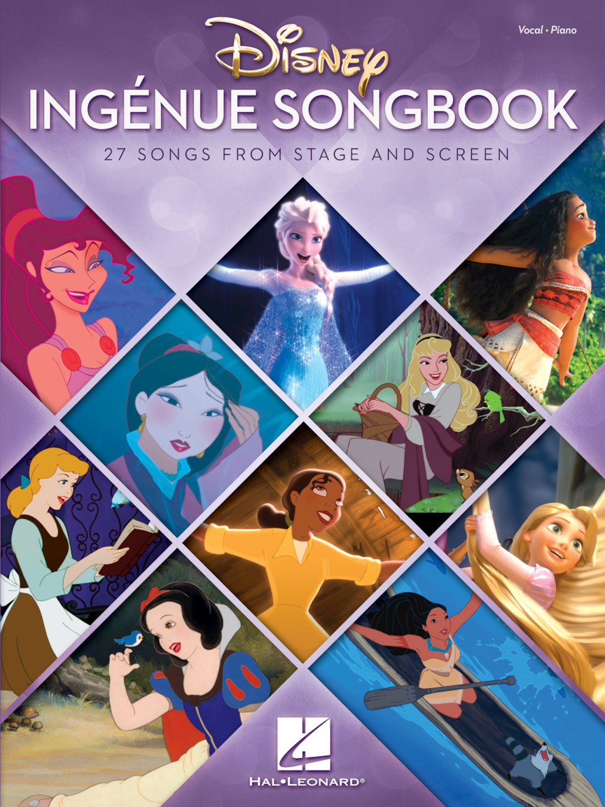 Product Cover for Disney Ingenue Songbook