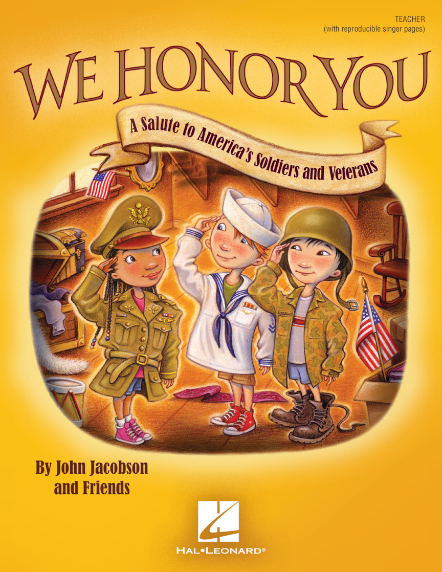 Product Cover for We Honor You