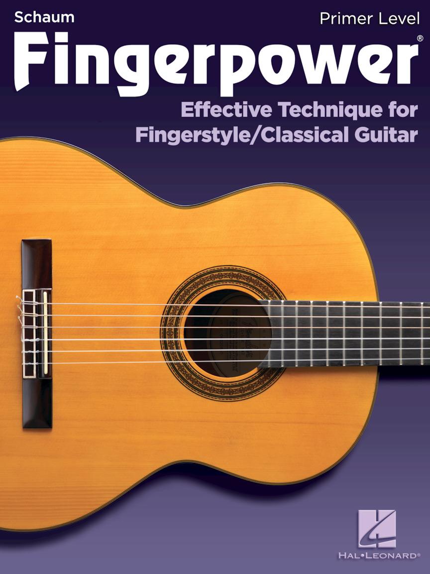 Product Cover for Fingerpower – Primer Level
