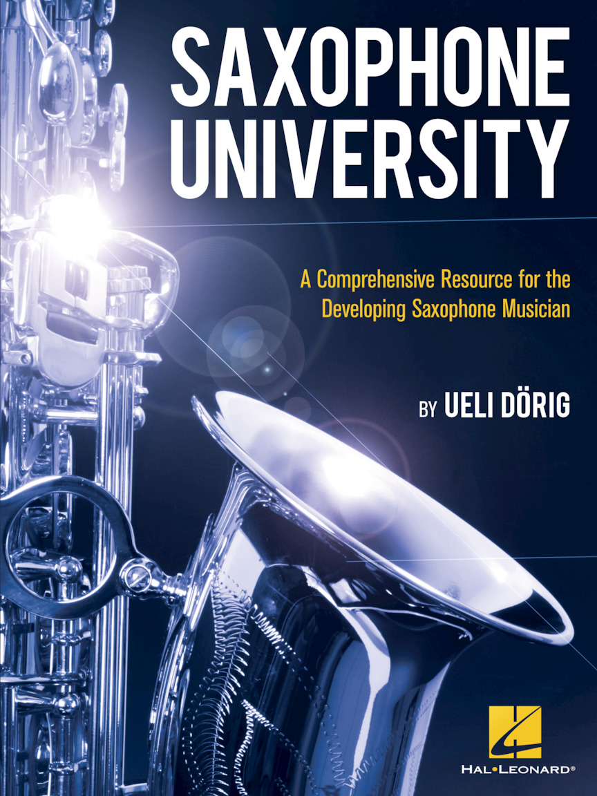 Product Cover for Saxophone University