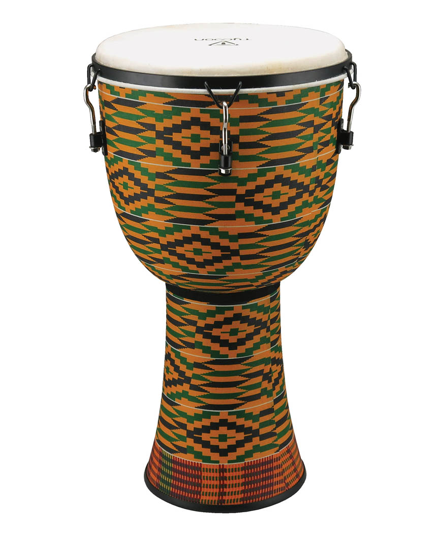 Product Cover for 12″ Fiberglass Djembe – Key-Tuned