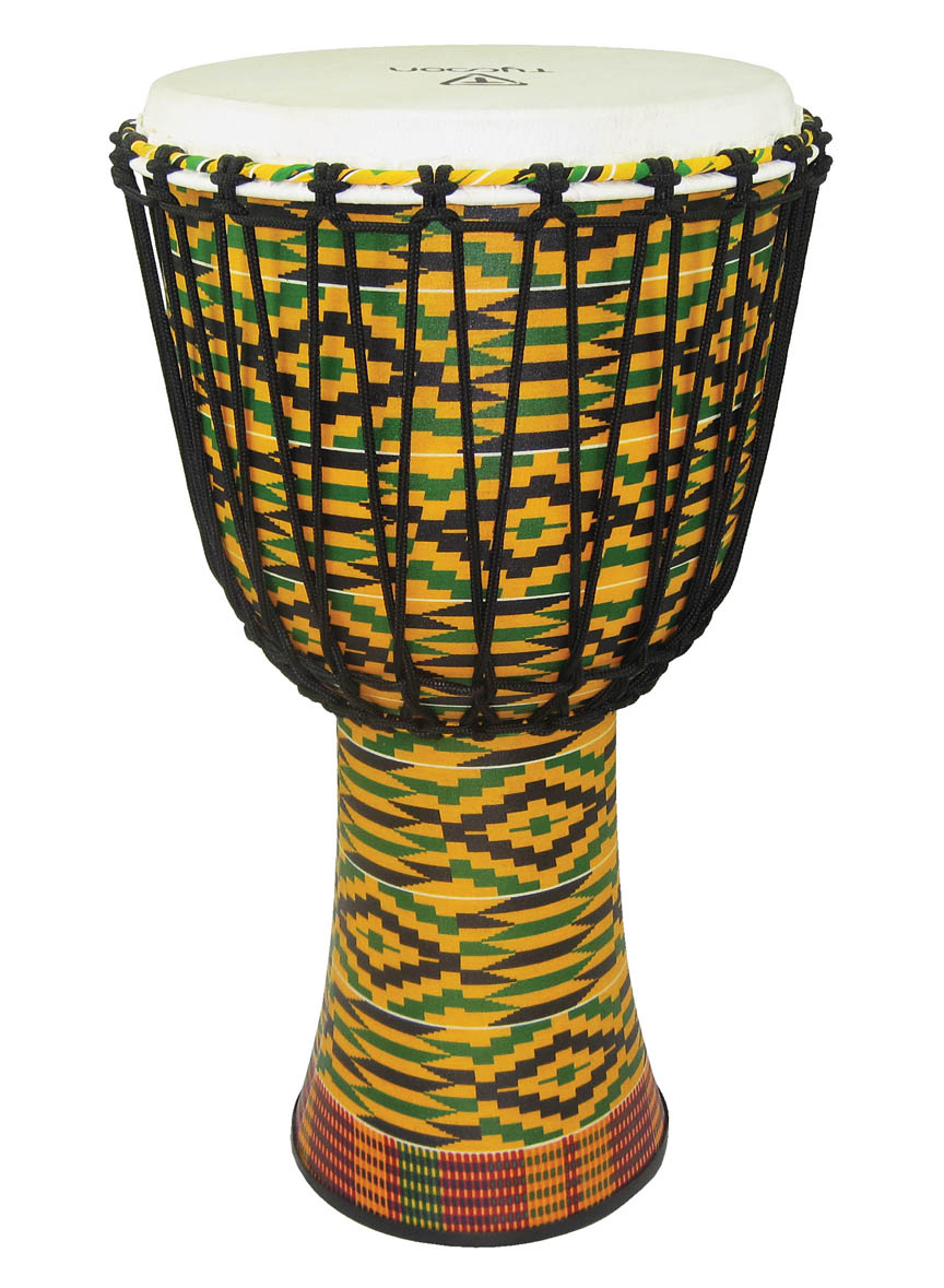 Product Cover for 12″ Fiberglass Djembe – Rope Tuned
