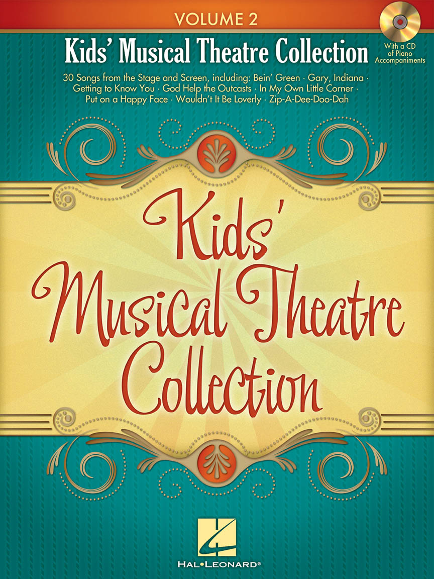 Product Cover for Kids' Musical Theatre Collection – Volume 2