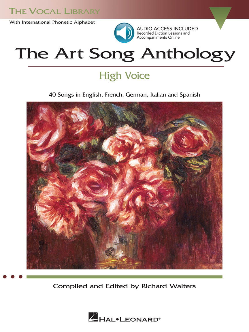 Product Cover for The Art Song Anthology - High Voice
