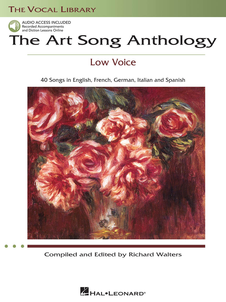 Product Cover for The Art Song Anthology - Low Voice