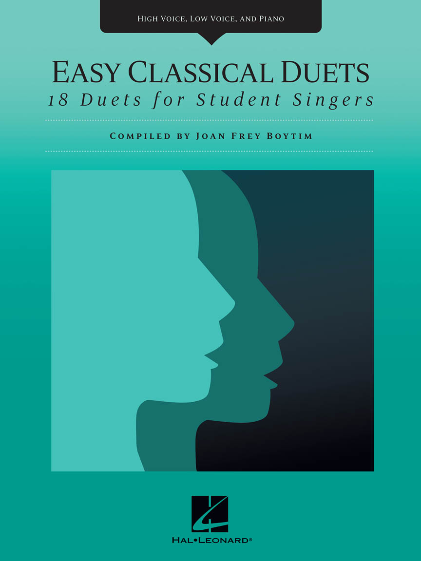Product Cover for Easy Classical Duets