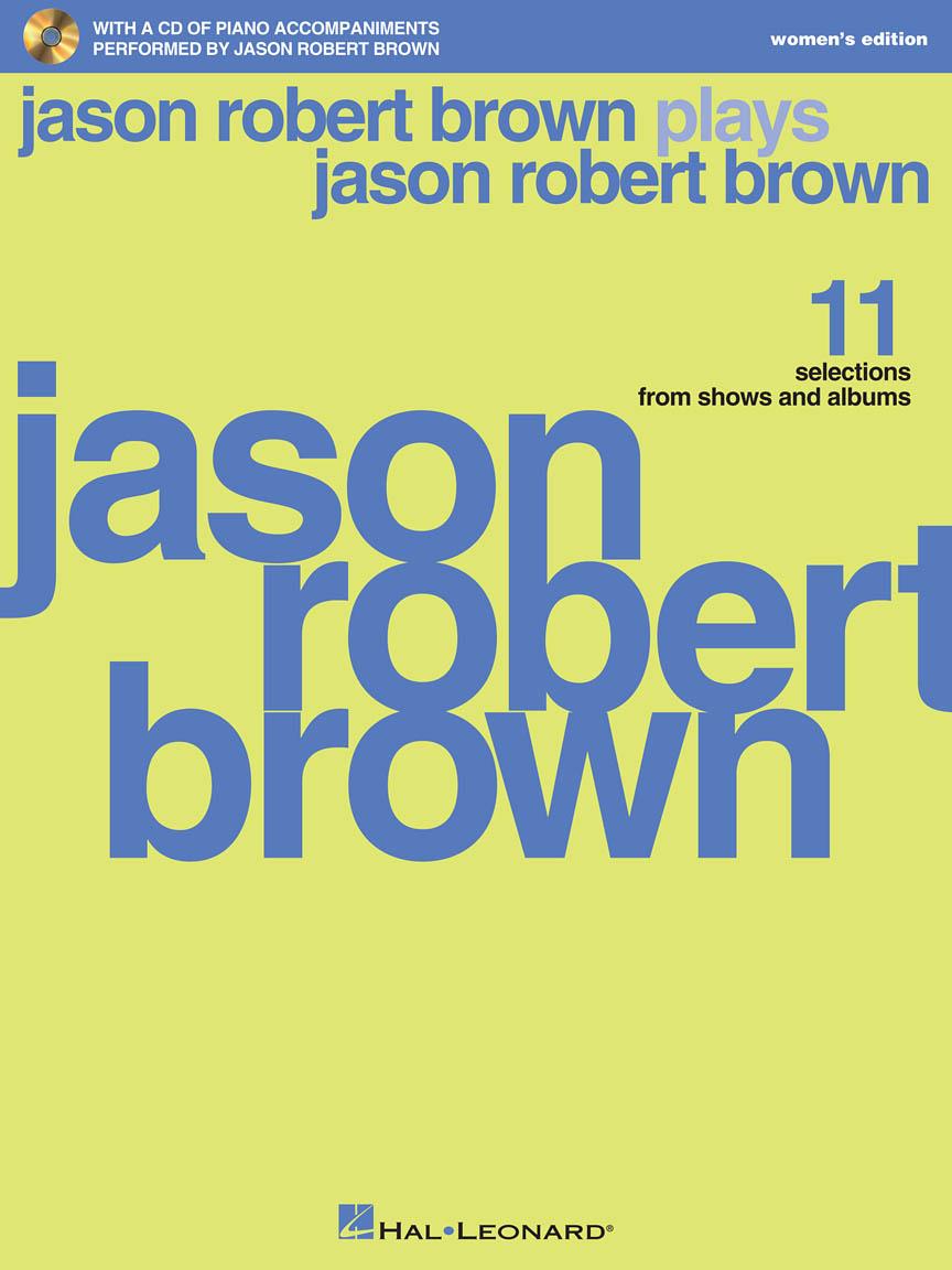 Product Cover for Jason Robert Brown Plays Jason Robert Brown