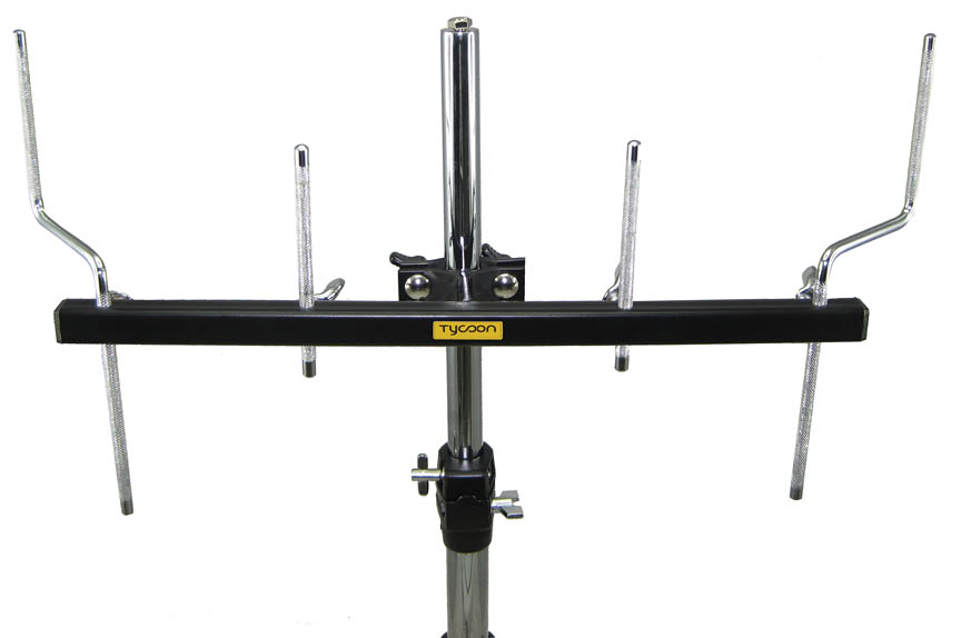 Product Cover for Black Mounting Bar – For All Mountable Percussion