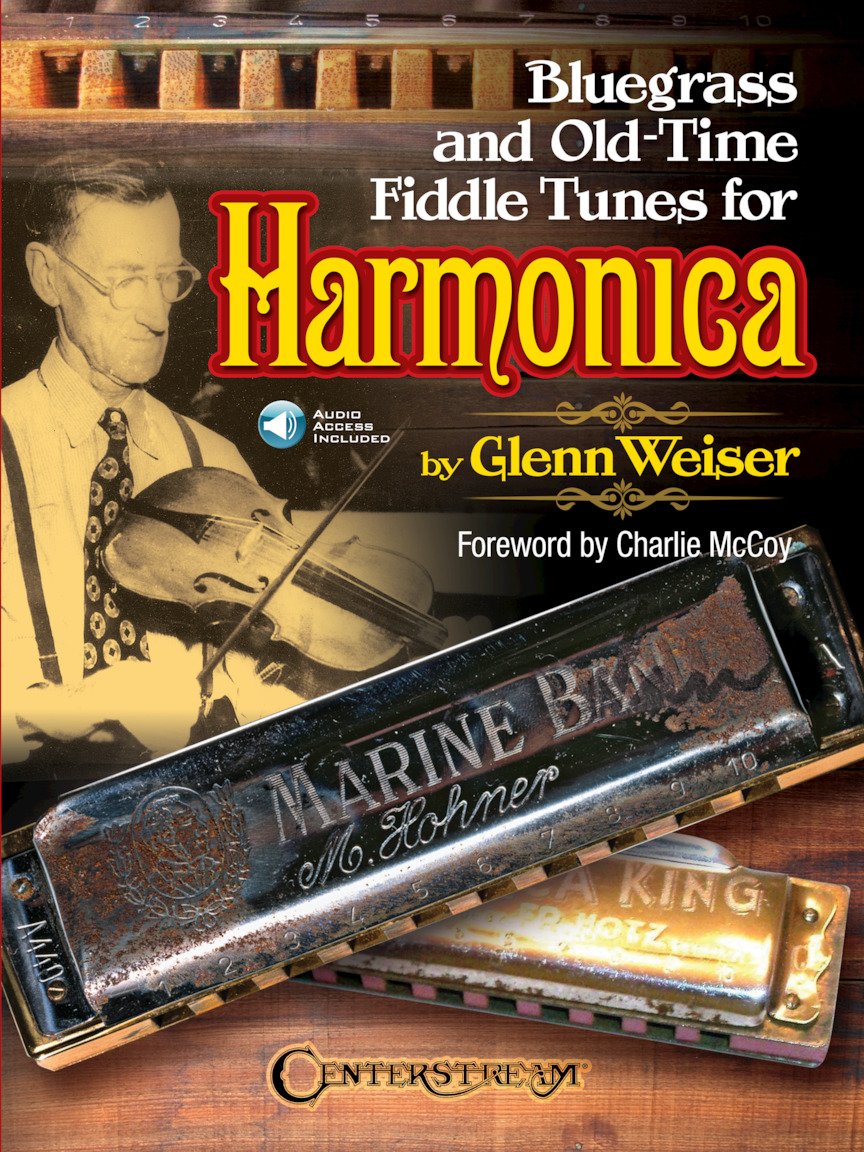 Product Cover for Bluegrass and Old-Time Fiddle Tunes for Harmonica