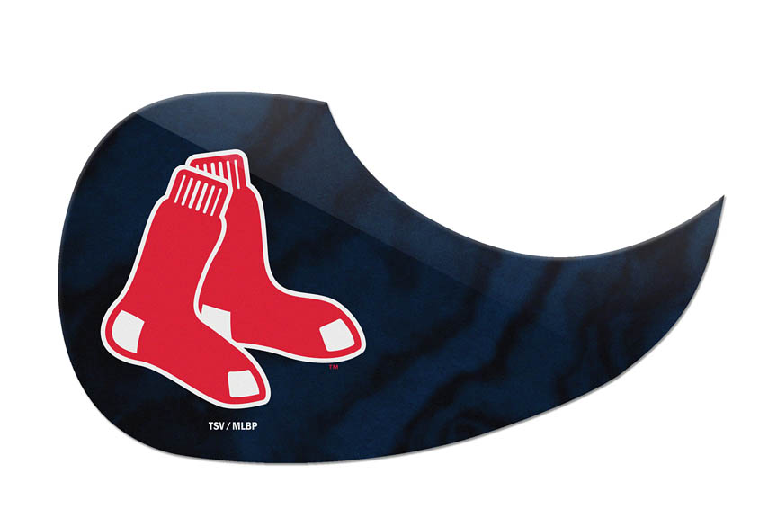 Product Cover for Boston Red Sox Pickguard