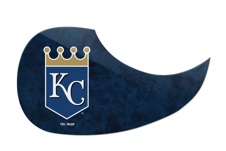 Product Cover for Kansas City Royals Pickguard