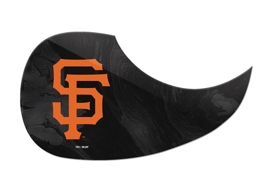Product Cover for San Francisco Giants Pickguard