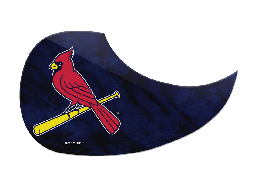 Product Cover for St. Louis Cardinals Pickguard