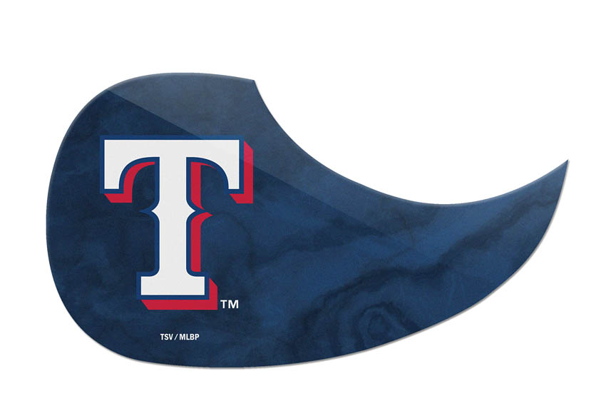 Product Cover for Texas Rangers Pickguard