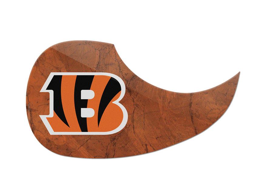Product Cover for Cincinnati Bengals Pickguard