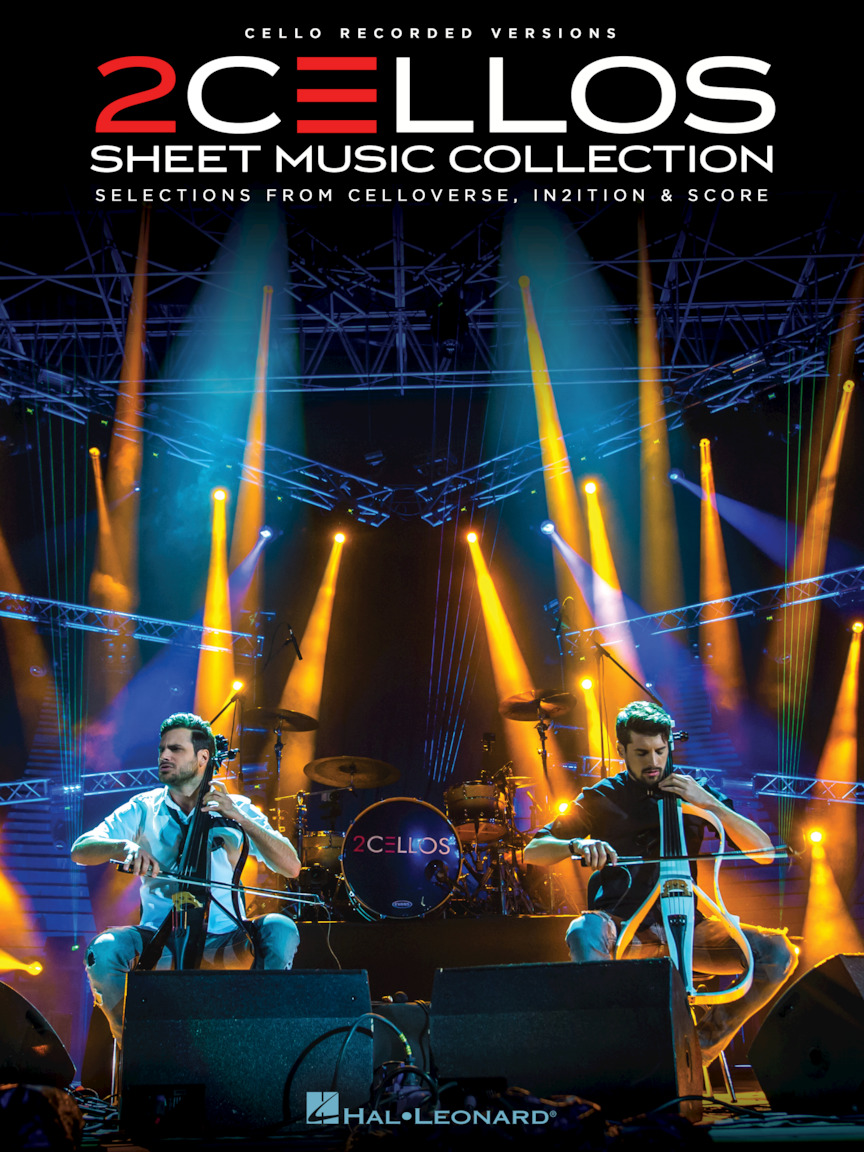 Product Cover for 2Cellos – Sheet Music Collection