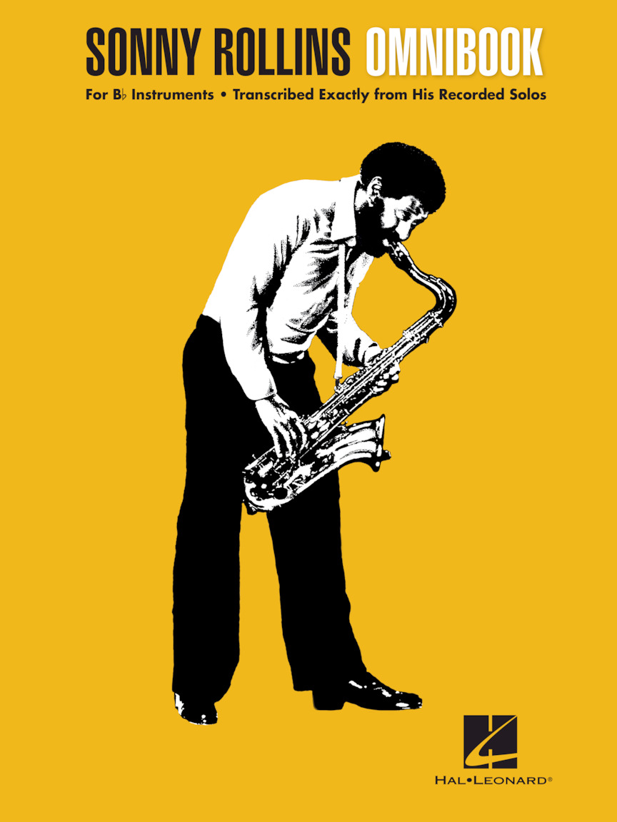 Product Cover for Sonny Rollins Omnibook
