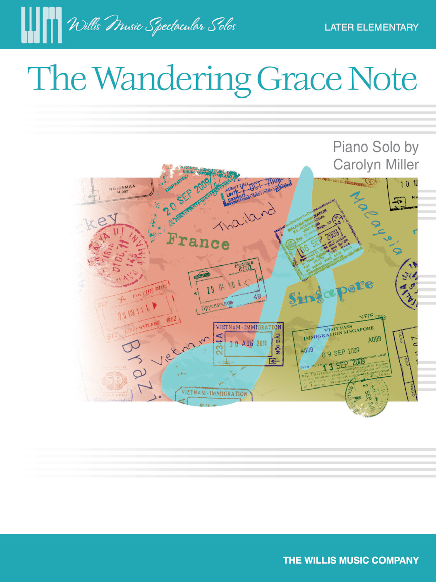 Product Cover for The Wandering Grace Note