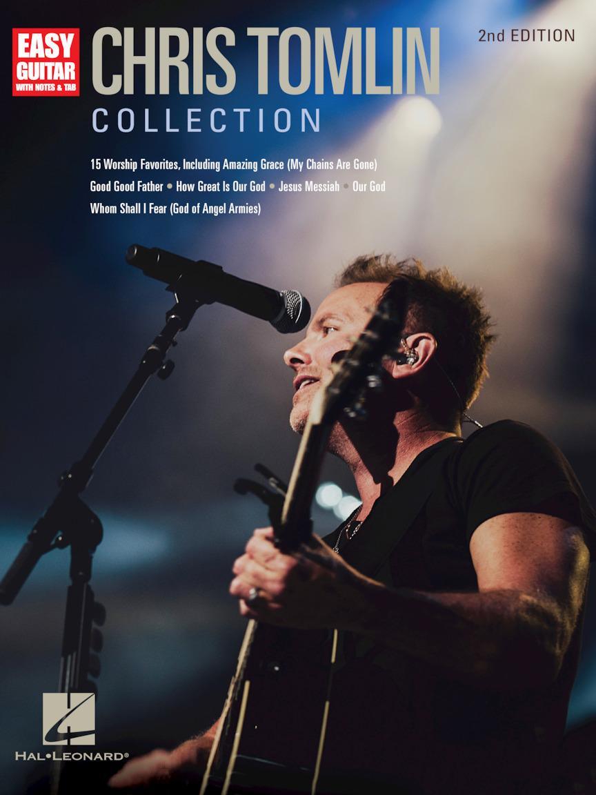 Product Cover for Chris Tomlin Collection – 2nd Edition