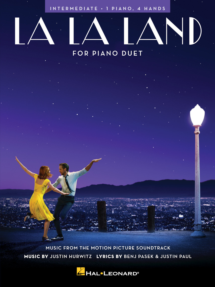 Product Cover for La La Land – Piano Duet