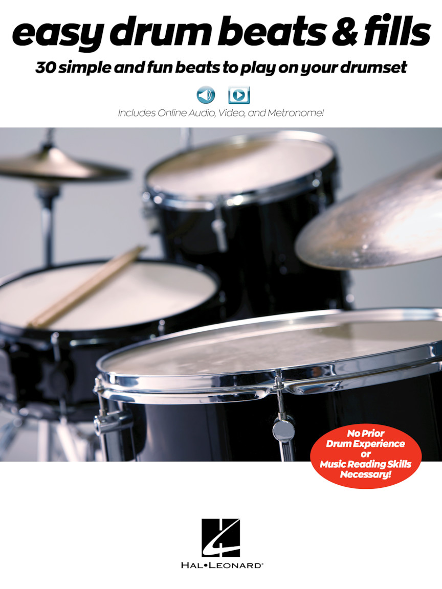 Product Cover for Easy Drum Beats & Fills