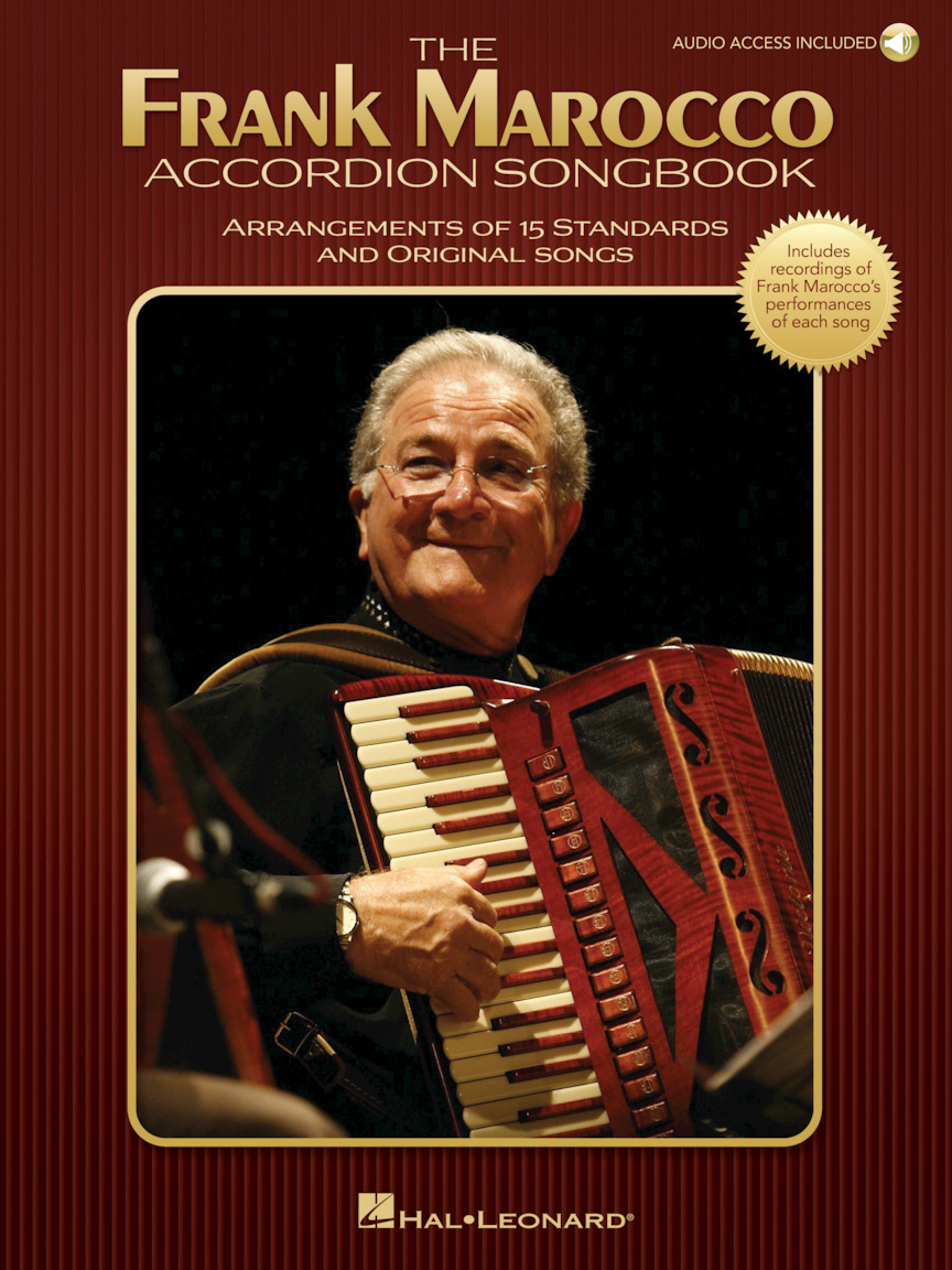 Product Cover for The Frank Marocco Accordion Songbook