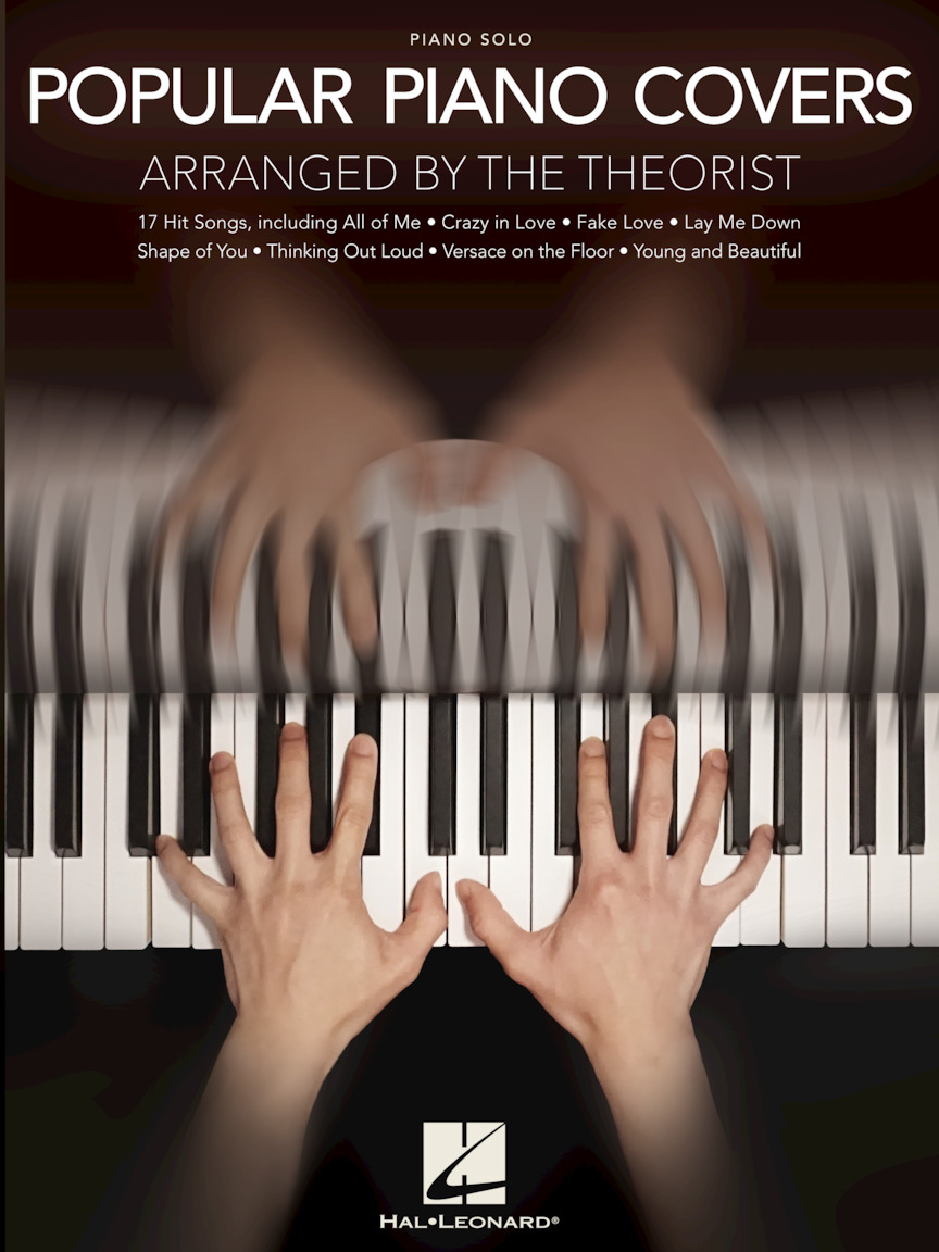 Product Cover for Popular Piano Covers