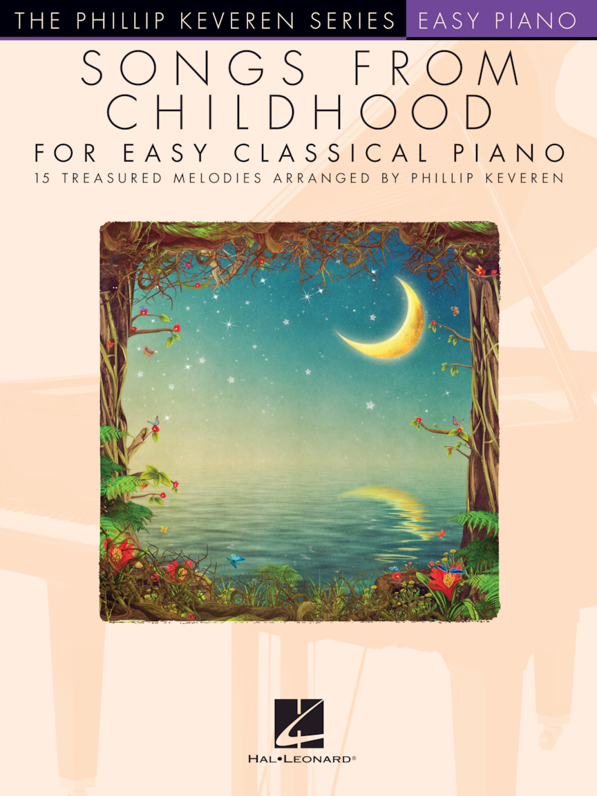 Product Cover for Songs from Childhood for Easy Classical Piano