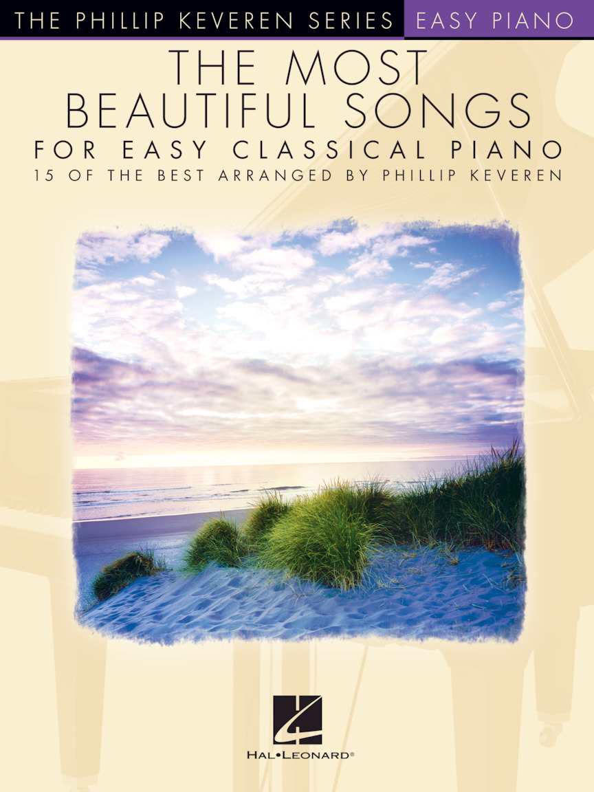 Product Cover for The Most Beautiful Songs for Easy Classical Piano