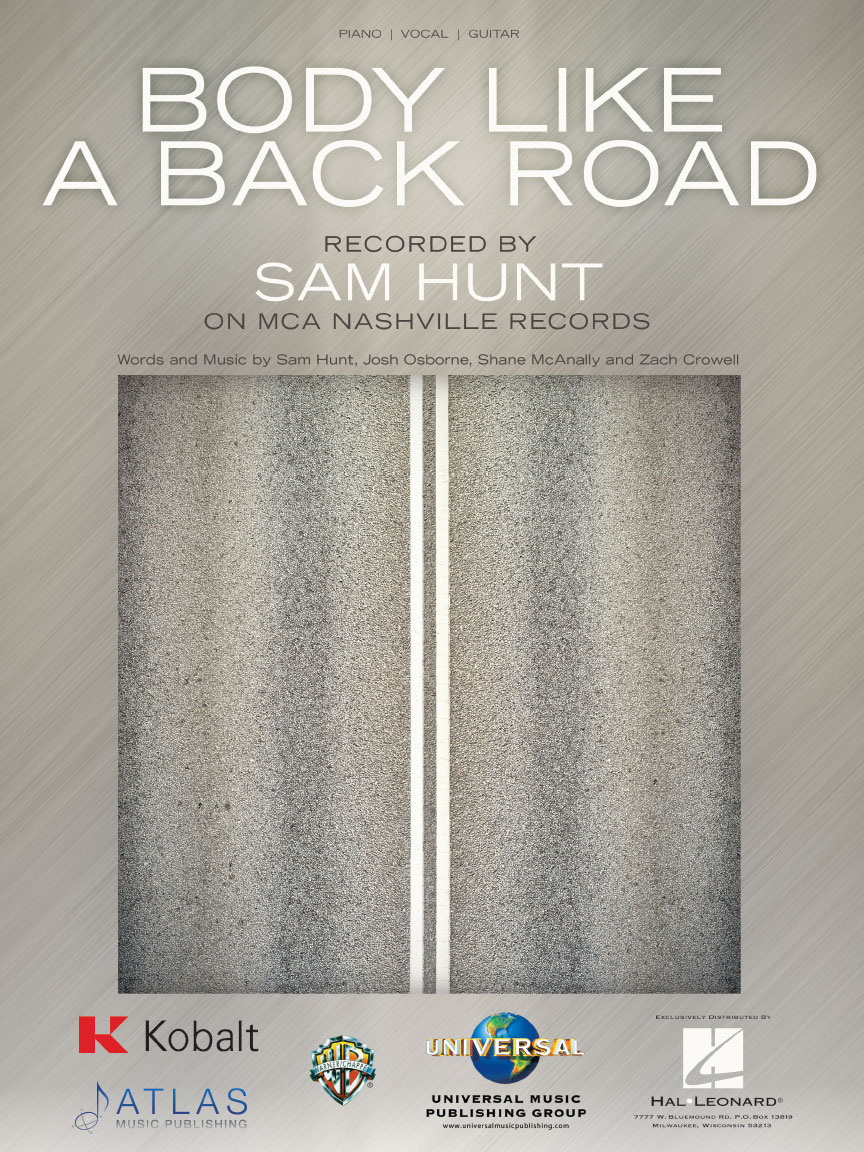 Product Cover for Body like a Back Road