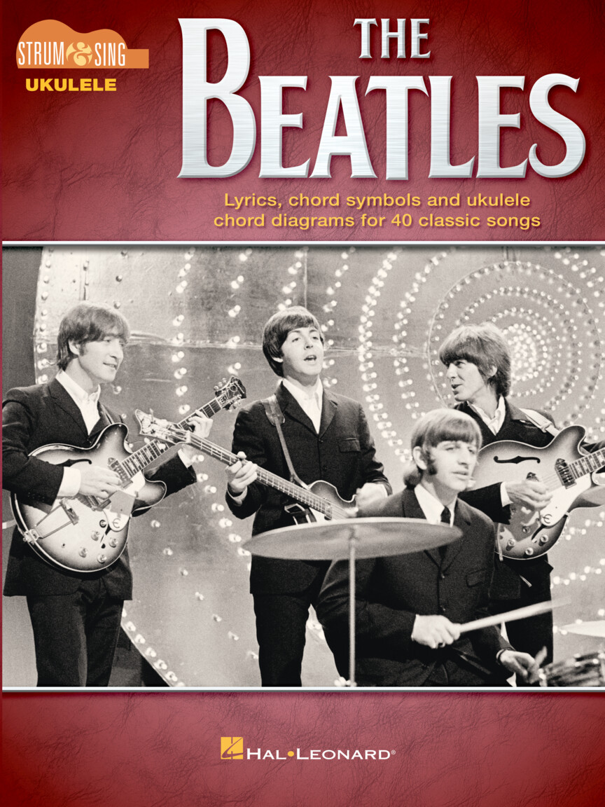 Product Cover for The Beatles – Strum & Sing Ukulele