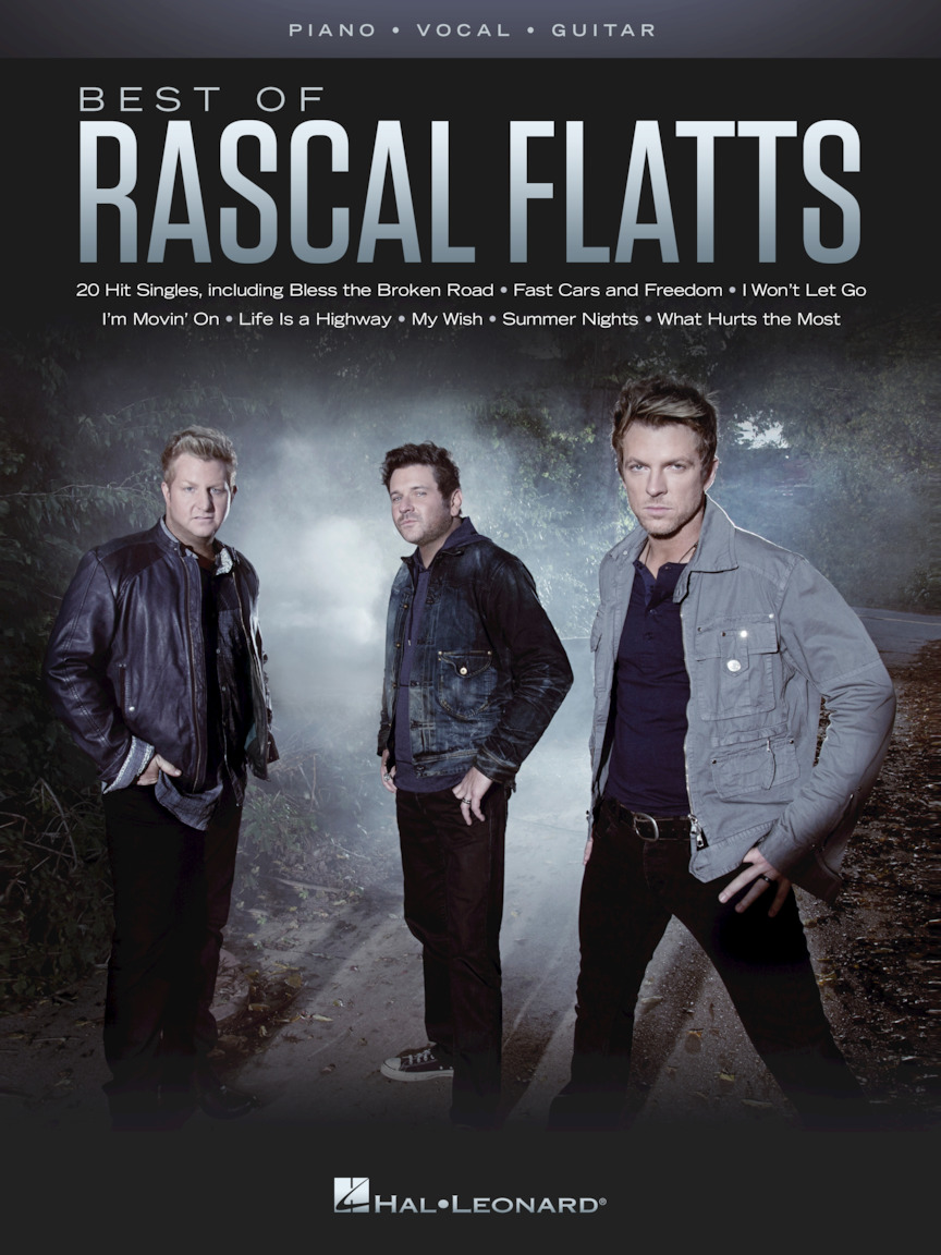 Product Cover for Best of Rascal Flatts