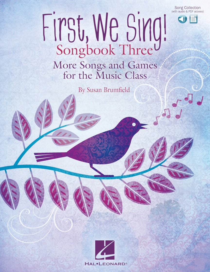 Product Cover for First, We Sing! Songbook Three