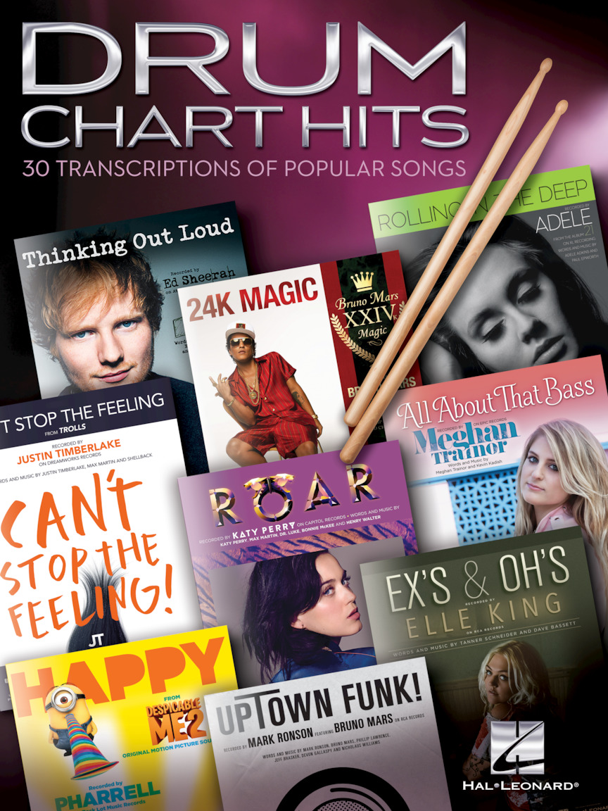 Product Cover for Drum Chart Hits