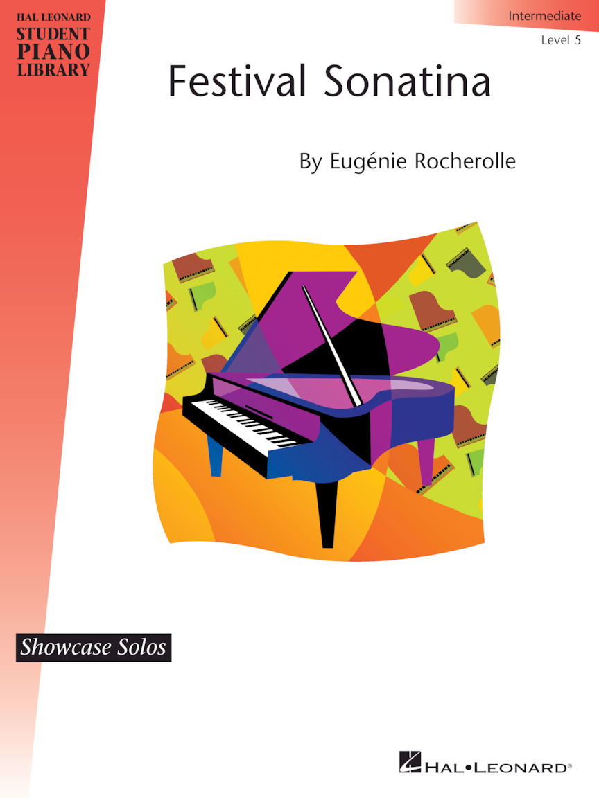Product Cover for Festival Sonatina