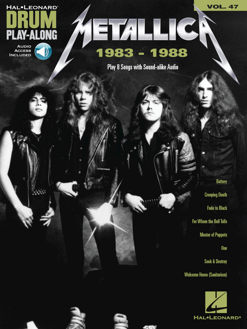 Product Cover for Metallica: 1983-1988