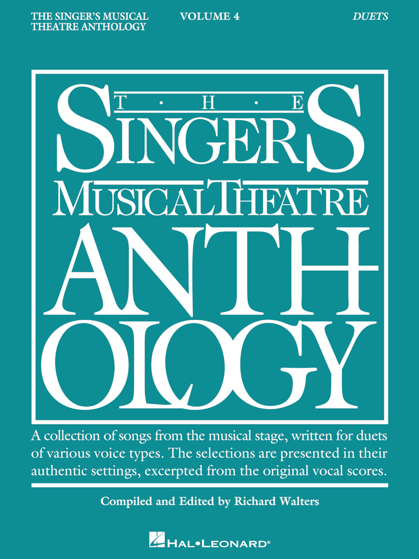 Product Cover for The Singer's Musical Theatre Anthology: Duets – Volume 4