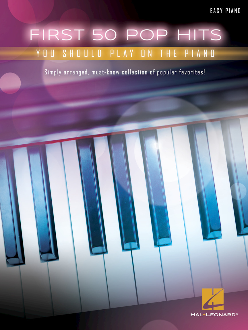 Product Cover for First 50 Pop Hits You Should Play on the Piano