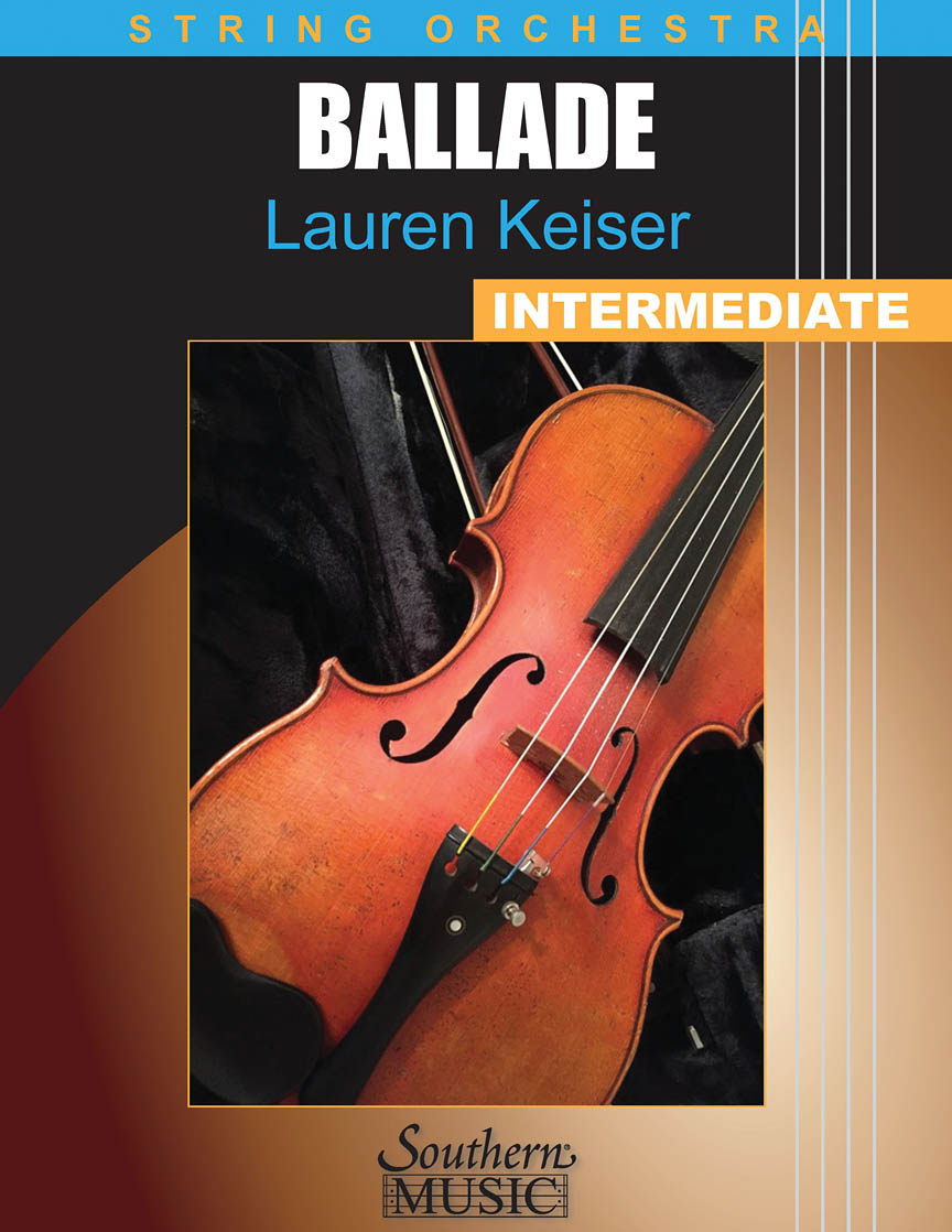 Product Cover for Ballade for Strings