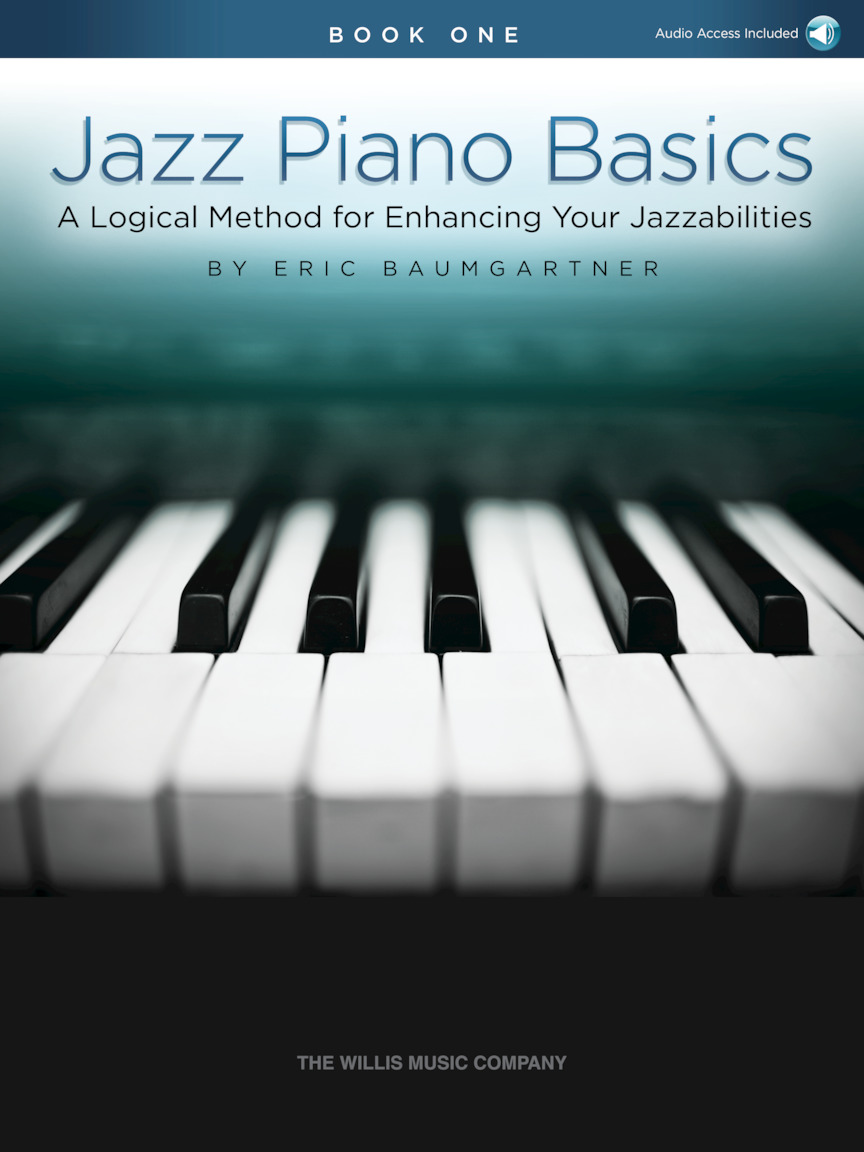 Product Cover for Jazz Piano Basics – Book 1