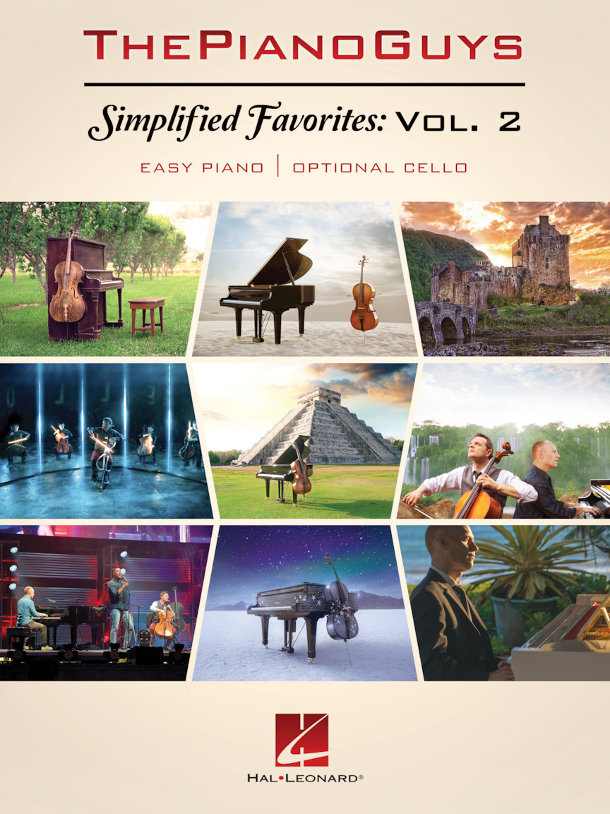 Product Cover for The Piano Guys – Simplified Favorites, Volume 2