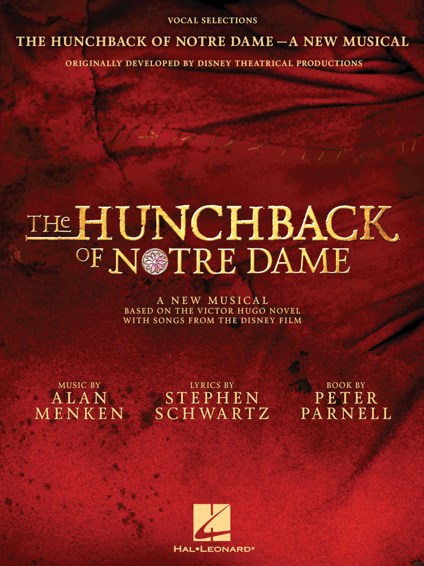 Product Cover for The Hunchback of Notre Dame: The Stage Musical