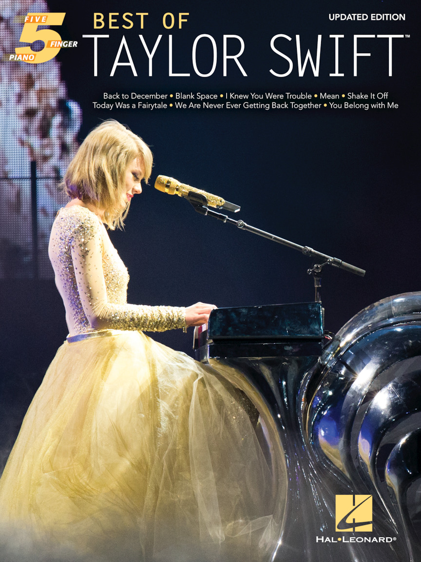 Product Cover for Best of Taylor Swift – Updated Edition
